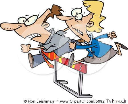 5692-Man-And-Woman-Jumping-A-Hurdle-Obstacle-During-A-Race-Clipart-Illustration.jpg