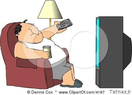 4187-Man-Sitting-On-A-Couch-Channel-Surfing-The-TV-And-Drinking-Beer-Clipart.jpg